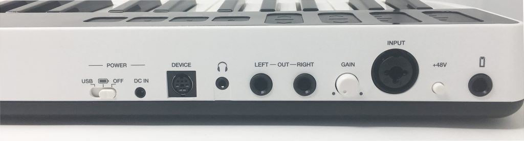 The ins and outs of your iRig Keys I/O