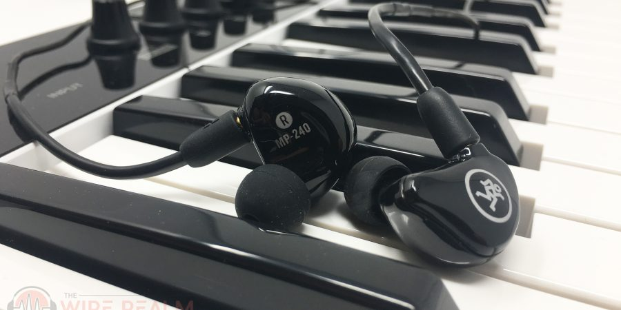 Mackie MP-240 In-Ear Monitors Review