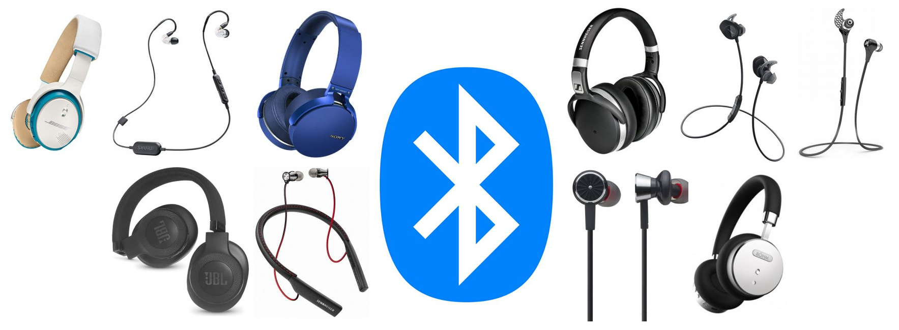 9426897ccee The Best Bluetooth Headphones for an Under $200 Budget - The Wire Realm