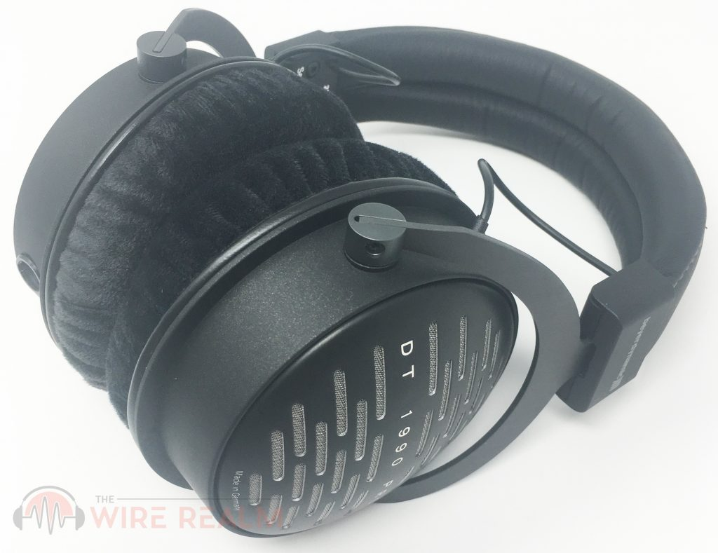 The DT 1990 PRO open-back reference headphones