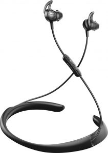 Another in-ear solution as a wireless noise-cancelling headphones pick
