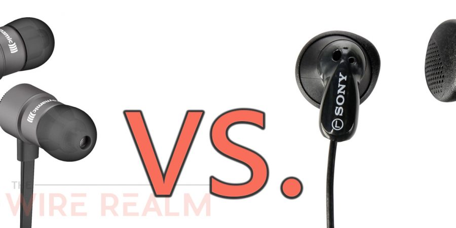 In-Ear Headphones vs. Earbuds — Is There a Difference?