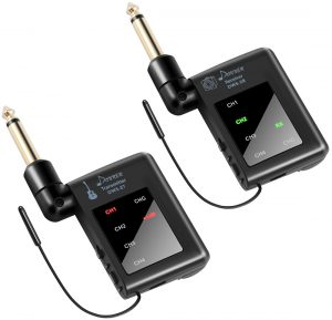 Another entry-level wireless guitar system