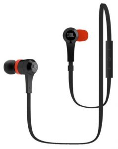 JBL's decently rated pair of the best Bluetooth in-ear headphones