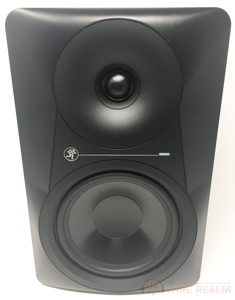 The Mackie MR624 Studio Monitor Speaker
