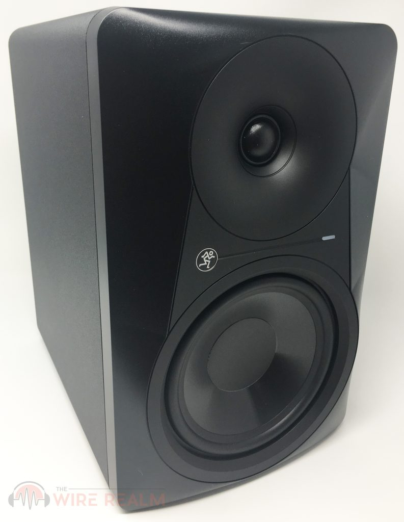 Another close look at the Mr624 studio monitor by Mackie