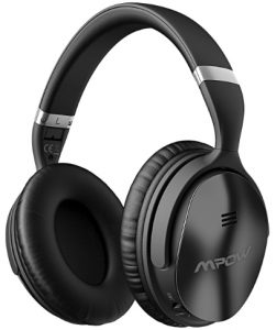 Our last recommendation as the best Bluetooth active noise-cancelling headphones