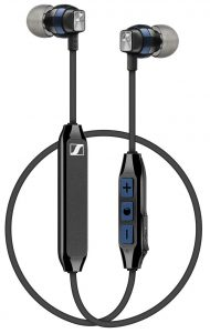 Another Sennheiser pair of in-ear headphones with Bluetooth