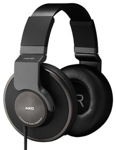 AKG's rare but beautiful pair of headphones