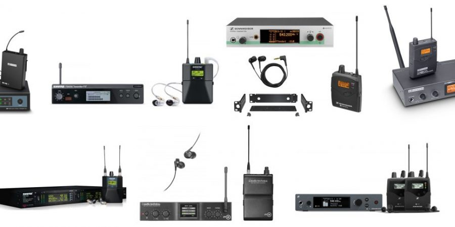 The Best Wireless In-Ear Monitor Systems