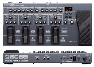 Boss' other best multi-effects pedal for guitars