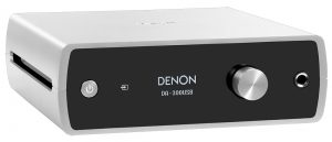 Denon's lesser known but great quality headphone amp for desktops