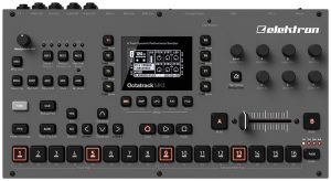 The best hardware step sequencer by Elektron