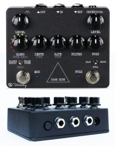 Another simple solution to a multi-effects pedal for guitars