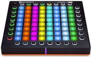A controller and sequencer for Ableton and other popular music software