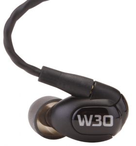 Very high-end noise isolation in-ear headphones here