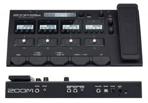Zoom's very popular multi-effects pedal