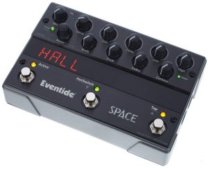 Another one of the best reverb FX pedals for guitars