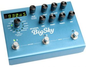 The best reverb effects guitar pedal