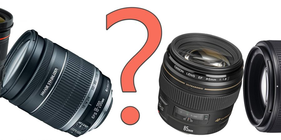 Shopping for the Best DSLR Lenses — Tips and Advice