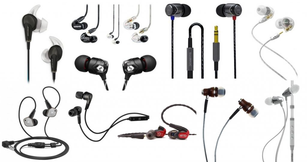 Here are some picks for earbuds with great noise isolation