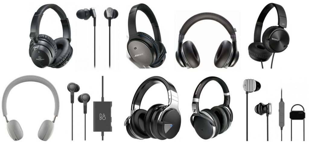 Our guide on headphones with noise canceling under 200 dollars