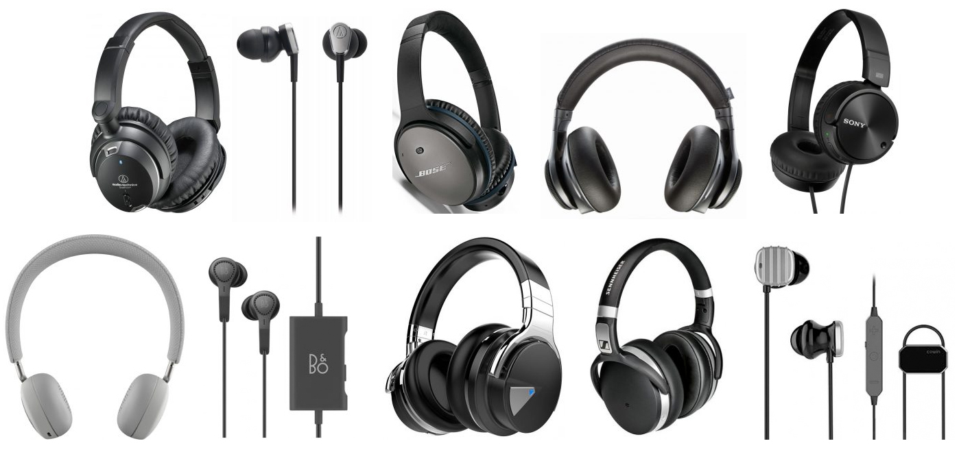 The Best Noise Cancellation Headphones Under 200 The Wire Realm