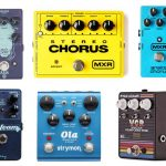 The Best Chorus Guitar Effects Pedals