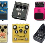 The Best Distortion Guitar Effects Pedals