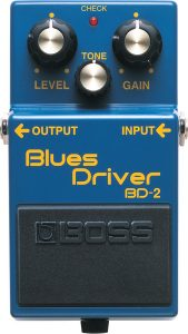 Another vintage, analog pedal by Boss