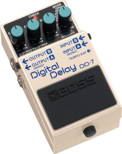 We always need to list a Boss pedal in our guides