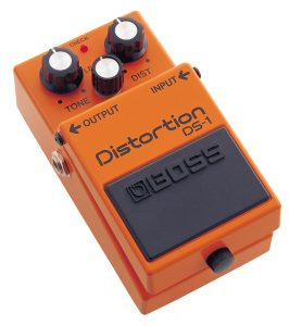 Another one of the best distortion effects guitar pedals