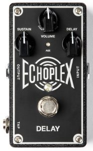 Yet another pick as the best delay guitar pedal