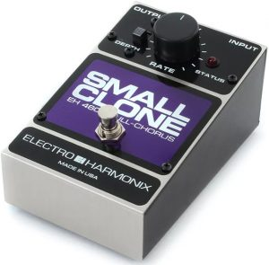 EH's best chorus pedals for guitars