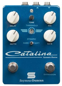 Seymour Duncan's highly rated pedal