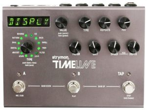 Our pick as the best delay effects pedal