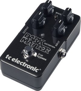 A great warm sounding distortion pedal by TCE