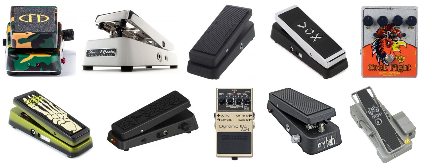 the best wah guitar effects pedals the wire realm. Black Bedroom Furniture Sets. Home Design Ideas