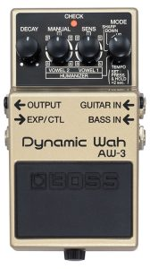 Boss' best wah pedal