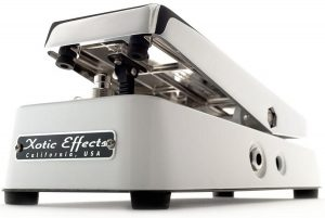 Xotic's beautiful wah-wah pedal