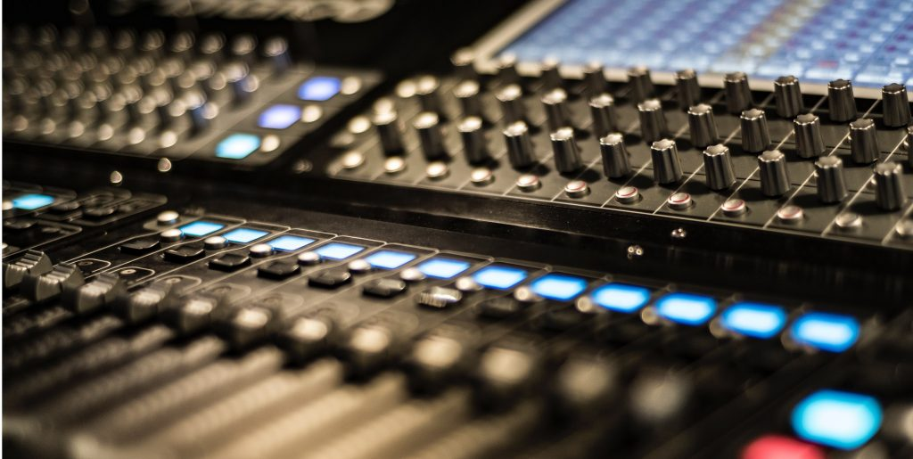 This guide helps you learn the basics of running a music mixer