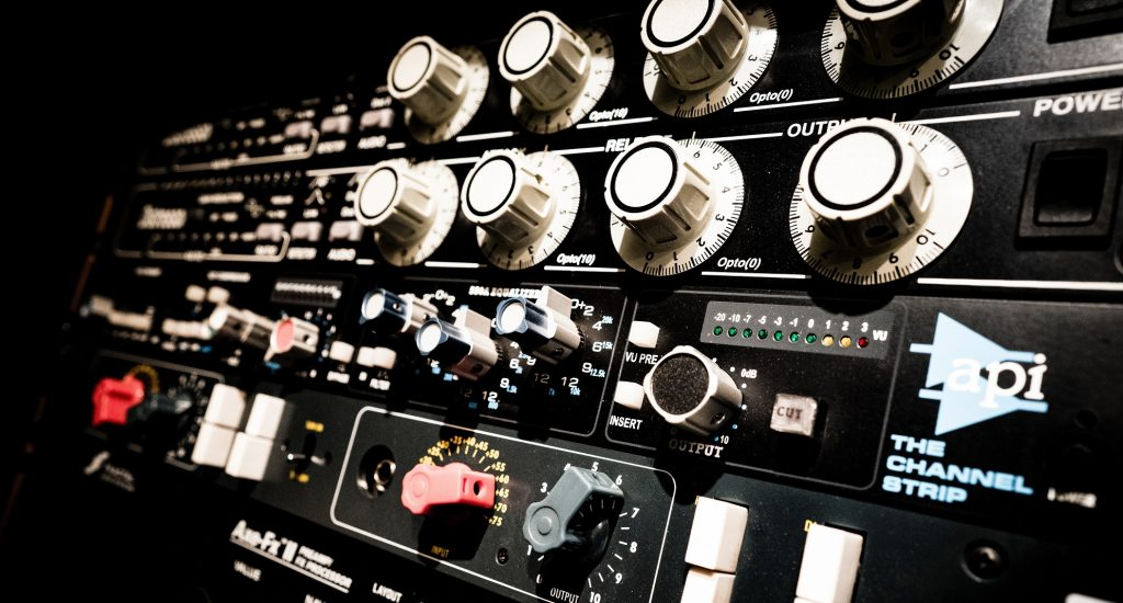 FX controls are important for mixing