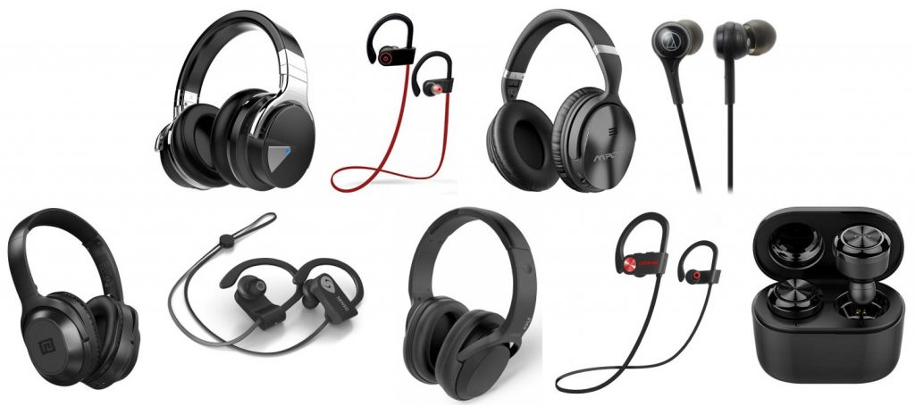 Our guide on the best headphones with Bluetooth under $50 dollars