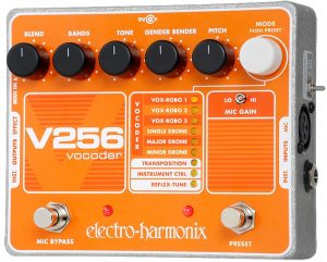 Electro-Harmonix highly rated vocoder