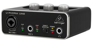 Another one of the best beginners audio interfaces in the market
