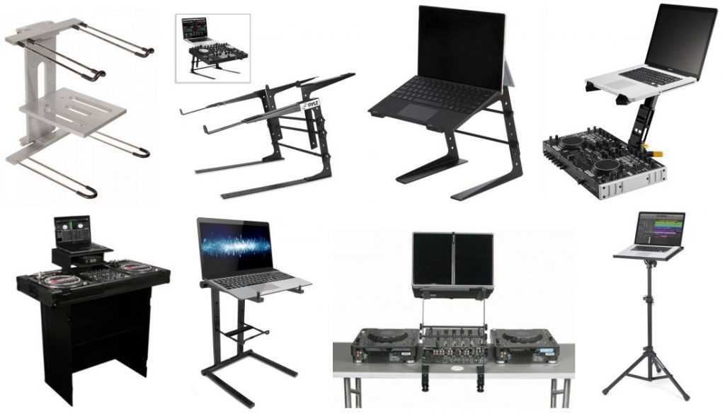 Our guide on the best laptop stands for DJ's