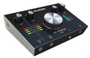 M-Audio's best audio interface for starters