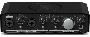 Mackie's highly rated starter audio interface
