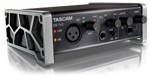 Tascam isn't usually known for their audio interfaces