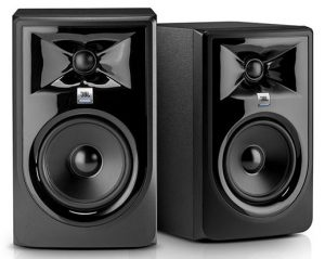 JBL's solid pair of studio monitors for starters